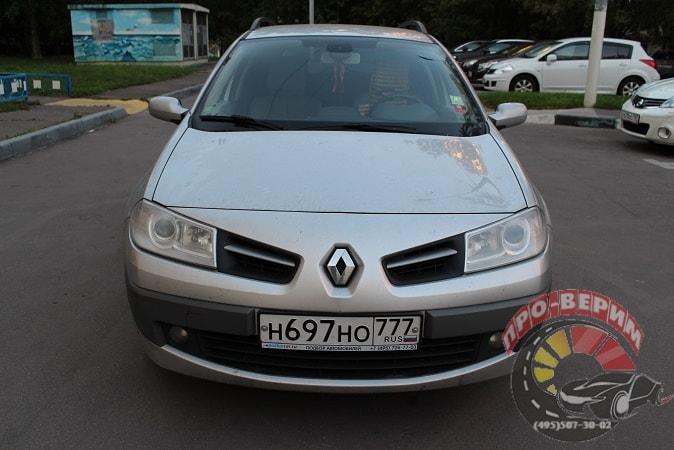 Подбор автомобиля Renault Megane