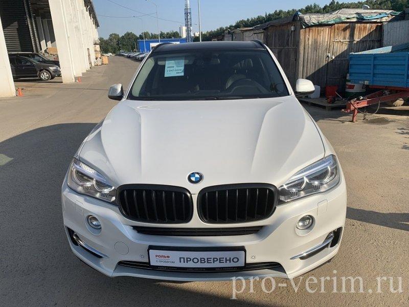<h1>Подбор автомобиля BMW X5 F15 3.0 бензин в Москве</h1>
